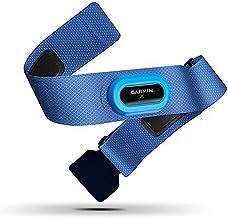 Garmin Premium hartslag-borstband HRM-Swim - voor hartslagmeting onder water, antislip ontwerp voor zwemmen, bestand tegen...