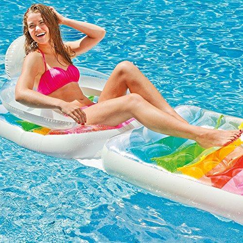 matelas piscine intex