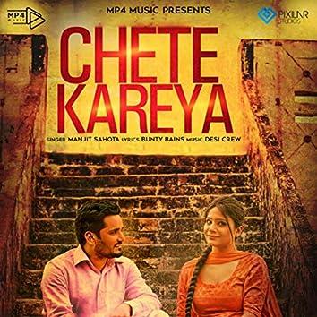 Chete Kareya
