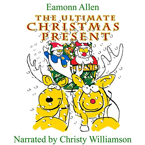 The Ultimate Christmas Present audiobook cover art