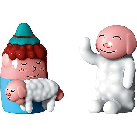 Bunt Alessi Weihnachtsfiguren