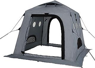 DOD(ディーオーディー) サブマリンテント デイキャンプ シェード 1-2人用 テント ワンタッチ構造 で 簡単 組み立て