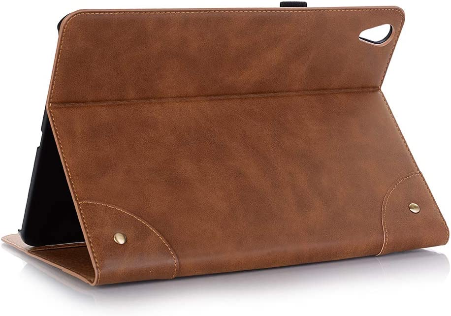 2018 Oklahoma City Mall iPad Pro 11 New York Mall Case FuriGer Lightweight Leather Slim Stand PU
