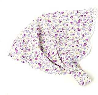 Peppercorn Kids Spring Cuteness Head Scarf - Purple