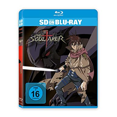 Soultaker - Gesamtausgabe - SD on [Blu-ray]