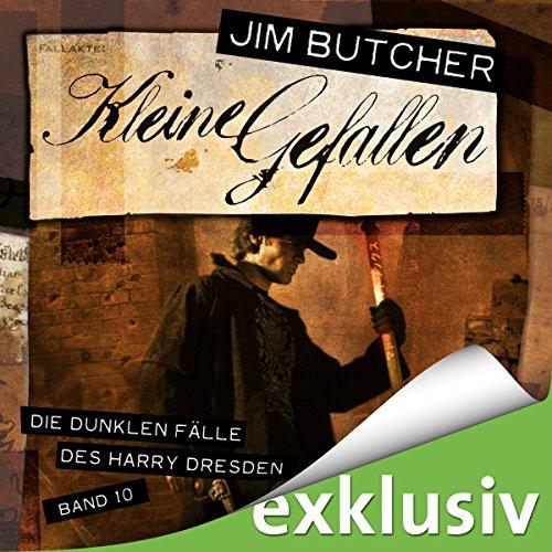 Kleine Gefallen audiobook cover art