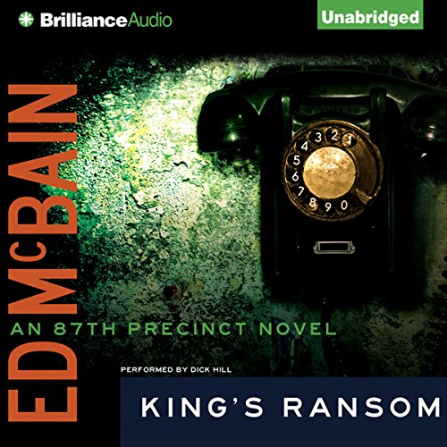 King's Ransom audiobook cover art