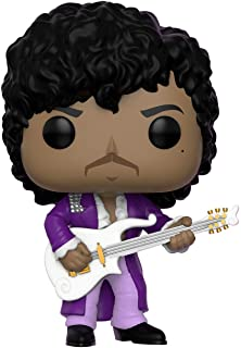 Pop Rocks: Figura coleccionable de Prince de Purple Rain, multicolor, Moderno, Estándar, Multicolor