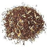 Aromas de Té - Té Infusión Rooibos - Con Piña, Azahar, Caléndula, Tomillo, Limón y Naranja - Rica en Vitamina C - Ideal para el Proceso Catarral - Adelgazante - 100 gr.