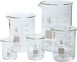 Best scientific glass beakers Reviews