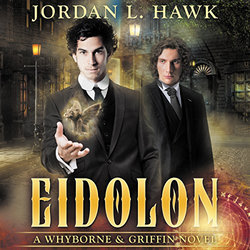 Eidolon audiobook cover art