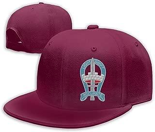 199th Infantry Brigade Unit Crest Hat Hip Hop Snapback Baseball Cap