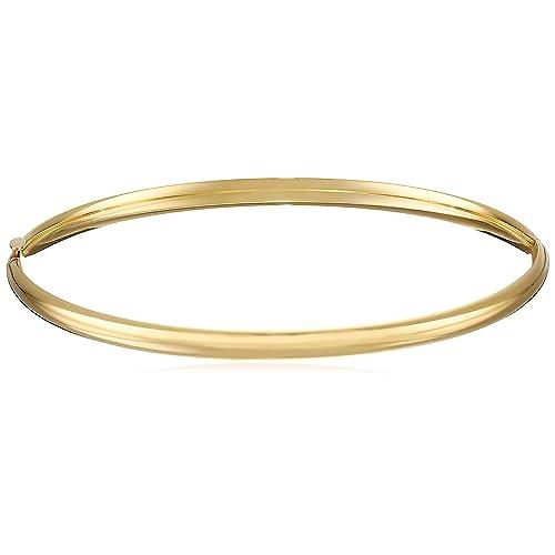 40339b4d2d8c 14k Yellow Gold Bracelets  Amazon.com