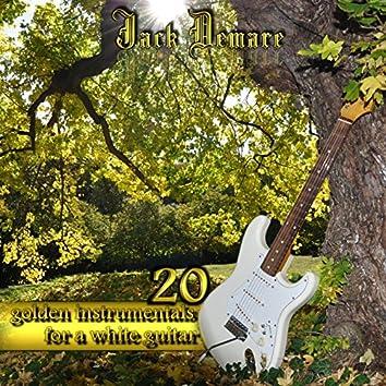 20 Golden Instrumentals for a White Guitar