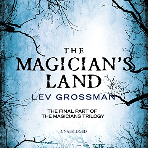 The Magician's Land, Book 3 audiobook cover art