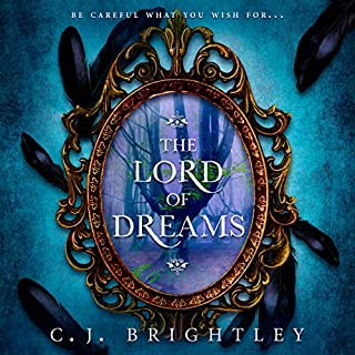 The Lord of Dreams audiobook cover art