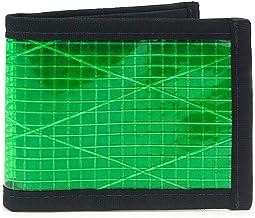 product image for Flowfold Vanguard Slim Front Pocket Bifold Wallet Green