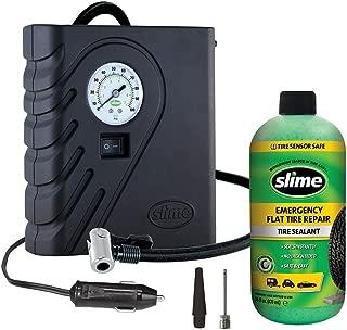 Slime 50107 Emergency Flat Tire Repair Kit