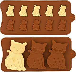 Amazon Com Cat Silicone Mold