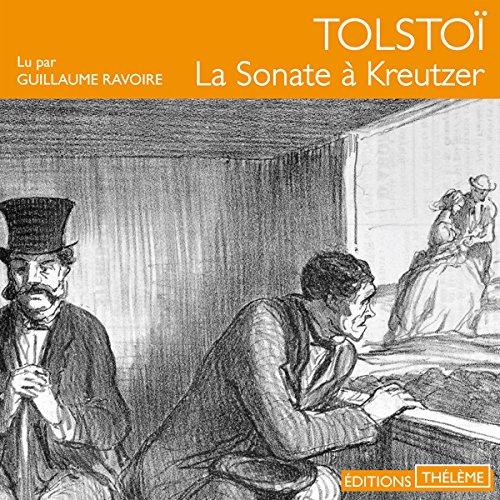 La Sonate à Kreutzer audiobook cover art