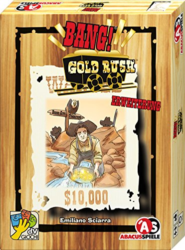 Abacus Spiele Bang! Bang! The Gold Rush Erweiterung