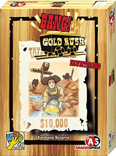 """ABACUSSPIELE 08156 - Bang! Gold Rush, Erweiterung für das Western-Kultspiel """"BANG!"""""""