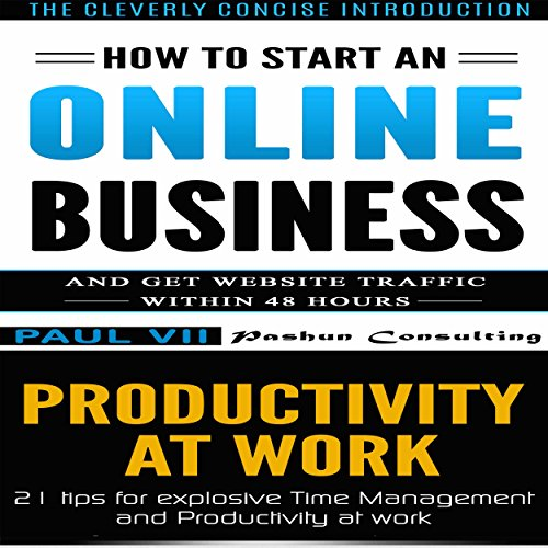 How to Start an Online Business (Box Set) cover art