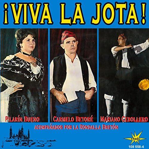 Pilarín Bueno, Mariano Cebollero & Carmelo Betoré