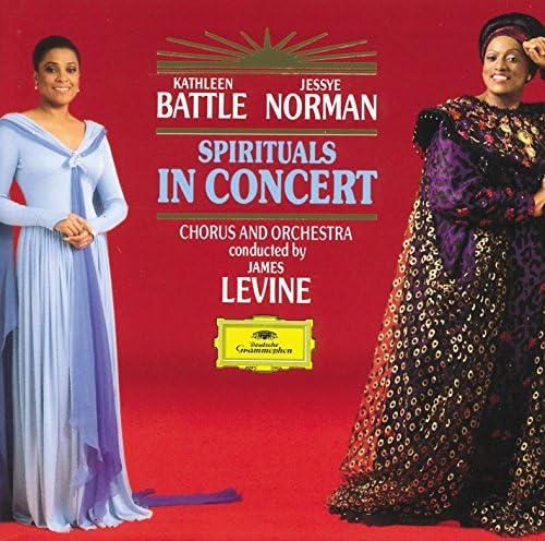 Kathleen Battle, Jessye Norman & James Levine