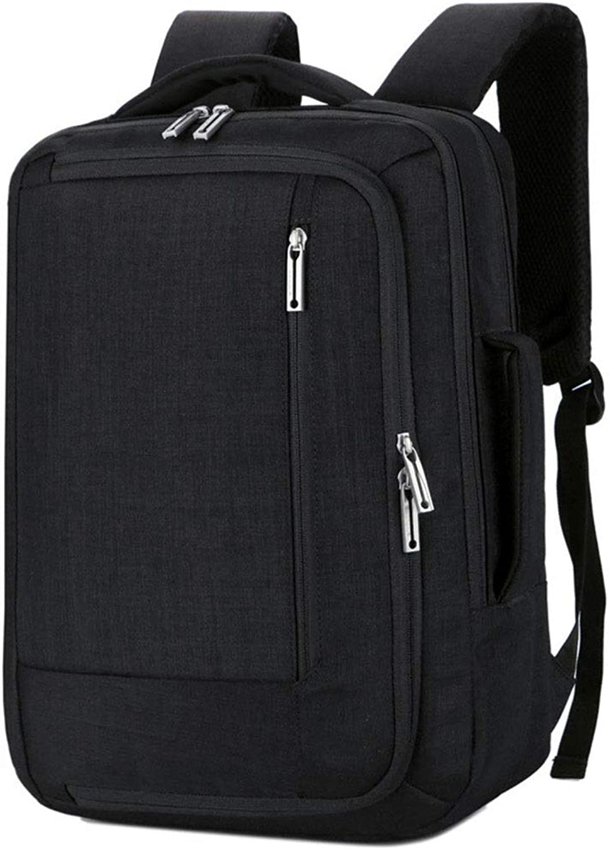c31fa329f6c Men's Backpack, Large-Capacity Waterproof 15.6-inch Laptop Casual ...