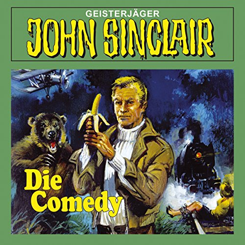 Die Comedy (John Sinclair) cover art