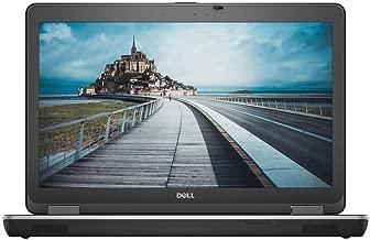 "Dell Latitude E7240 12.5"" Touch Screen Business Laptop, Intel Core i7-4600U, 8GB RAM, 128GB SSD, Camera, SD Reader, Windows 10 Professional (Certified Refurbished)"