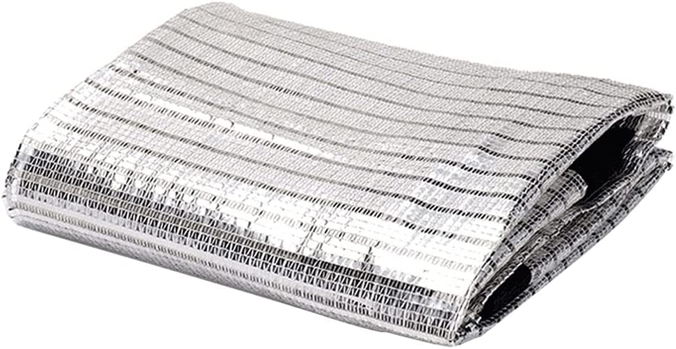 Naisicore Plant Sun Shade Cloth Foil Net Shading Sales for Los Angeles Mall sale Aluminum 1x3M