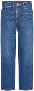 Lee Wide Leg Jeans para Mujer