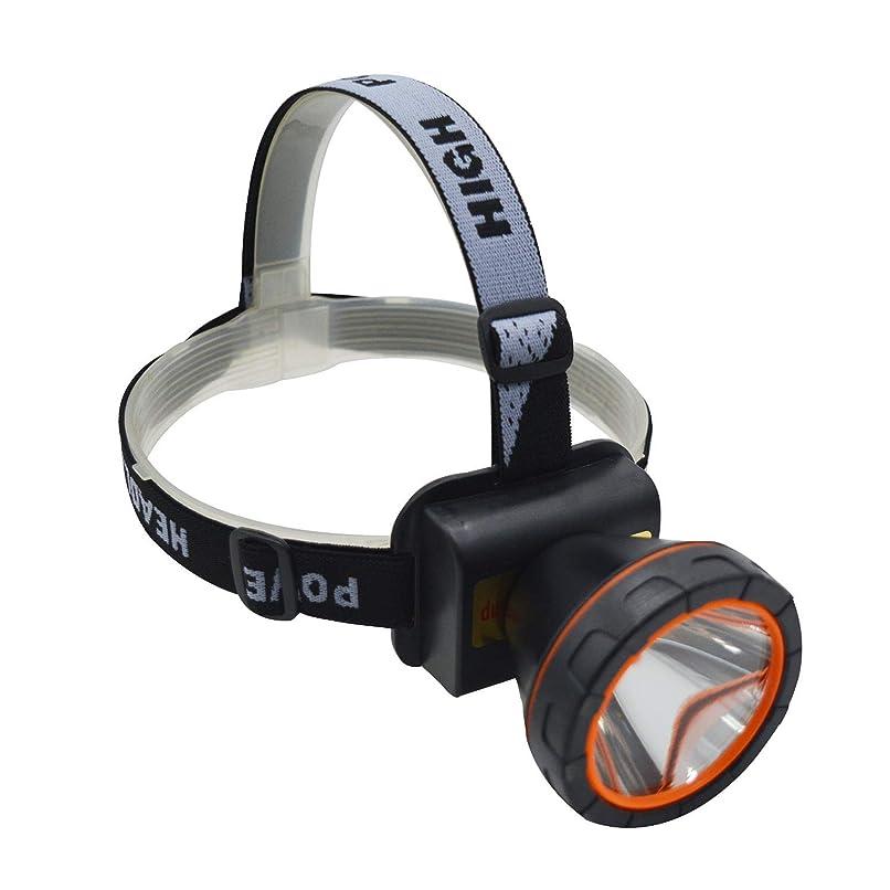 確かな祈りクックEornmor超強力3000ルーメン充電式LEDヘッドライト防水アウトドアー夜釣り工事作業 防災グッズ