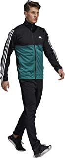 cb207cd39bcc Adidas Men Track Suit Back 2 Basics Running 3-Stripes Gym Training CY2303