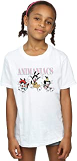 Animaniacs Girls Group Jump T-Shirt