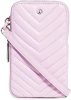 Kate Spade New York Amelia Resin Phone Crossbody, Sweet Pea, Purple, Pink, One Size