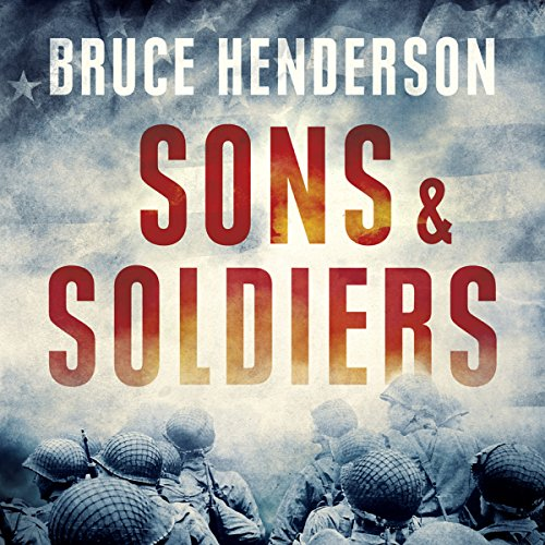 Sons and Soldiers audiobook cover art
