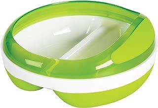 Oxo Tot Divided Feeding Dish (Green)