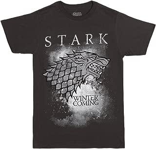 Men's Winter is Coming Stark T-Shirt
