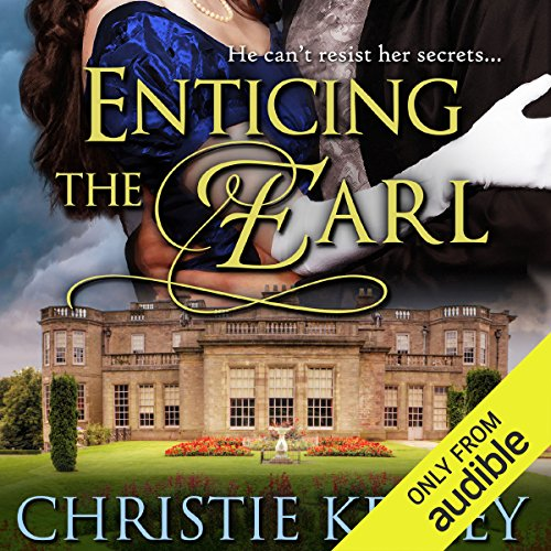 Enticing the Earl audiobook cover art
