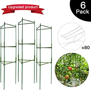 Best adjustable plant supports Reviews