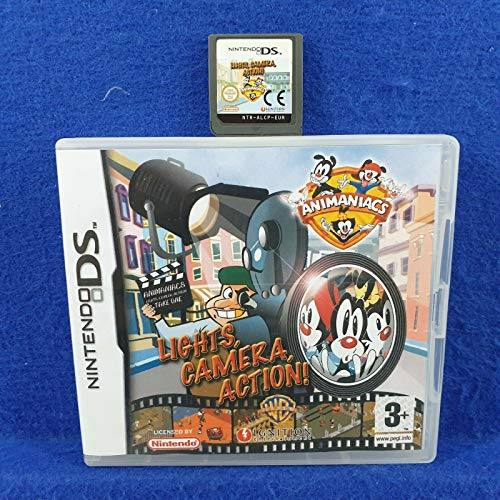 Animaniacs Lights, Camera, Action! (Nintendo DS) by IGNITION