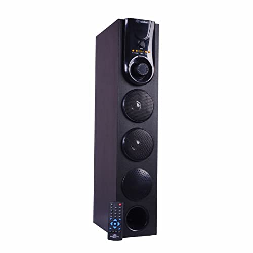 Kewlkart Hi Fi Dj 500 W with one 4.25 woofer and 25000 W PMPO Multimedia Bluetooth Tower Speaker