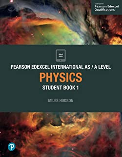 Pearson Edexcel International AS Level Physics Student Book