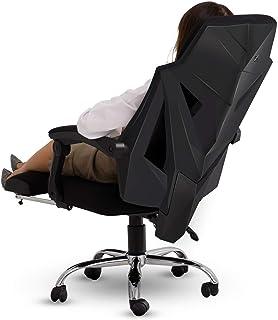MyHood オフィスチェア デスクチェア 人間工学設計 ハイバック リクライニング メッシュ 360度回転 「一年無償部品交換保証」