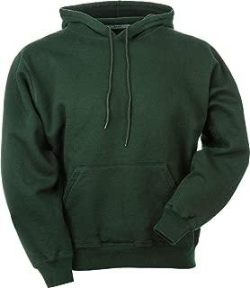 Unisex Pullover 100% Cotton Hooded Sweatshirt