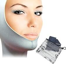 The Elixir Beauty Facial Lifting Belt for Women, V-line Chin Cheek Lift Up Band Anti Wrinkle Bandage, Slimming Bandage Double Chin Care V Face Belts Correction Belt, Large