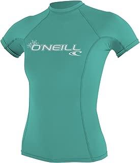 O'Neill UV Sun Protection Women's Short Sleeve Rashguard